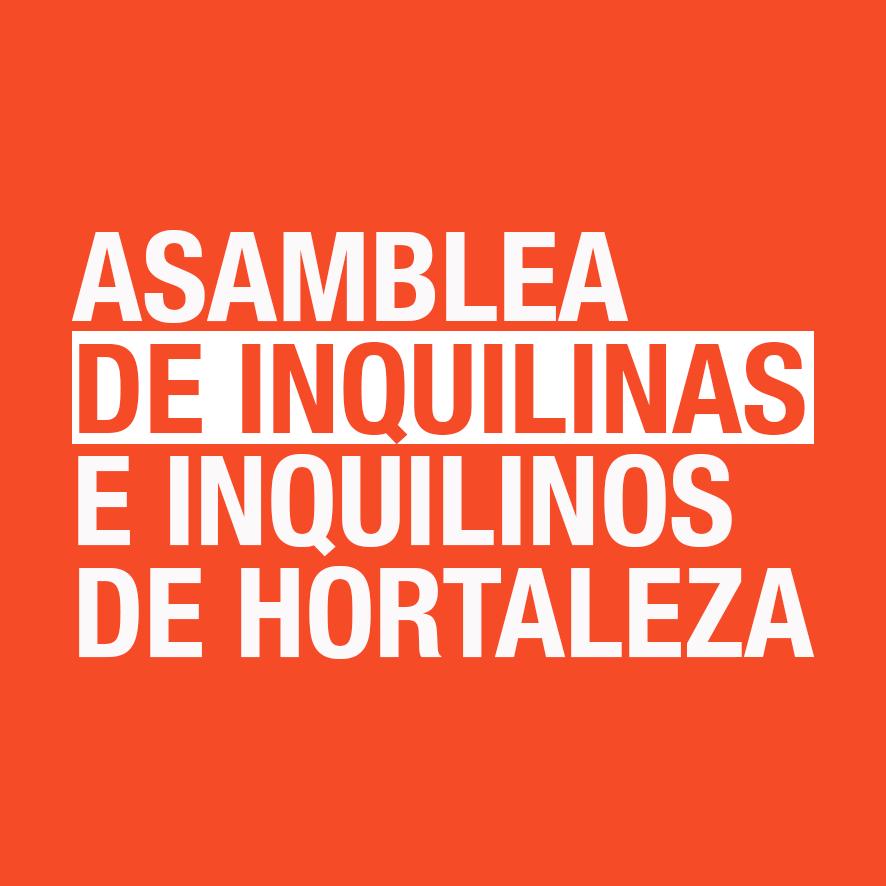 Asamblea de Inquilinas e Inquilinos de Hortaleza